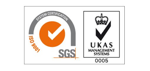 System certification logo