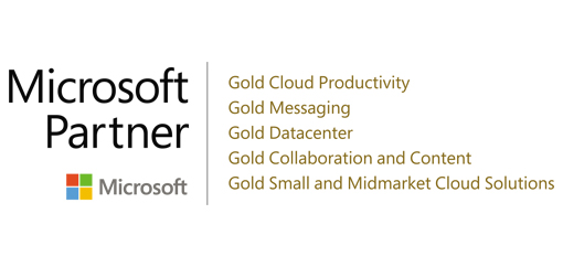 microsoft gold logo